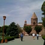 Große Hauptkirche in Etschmiadzin