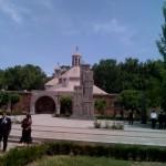 Eine Kirche speziell für Taufen