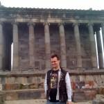 Garni Tempel und ich