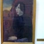 Porträt einer Frau von Alexander Yakovlev