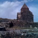Die Kapelle Sevanavank