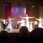 eher traditioneller Tanz