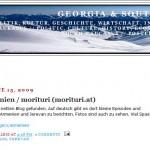 Screenshot von dem Link zu morituri