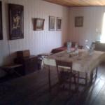 Das Arbeitszimmer von Tumanyan im Museum