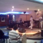 armenische Jazz Combo, ziemlich gelungene Musik
