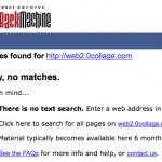 nichtmal http://archive.org kennt die Seite noch...